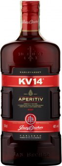 Aperitiv KV 14 Becherovka