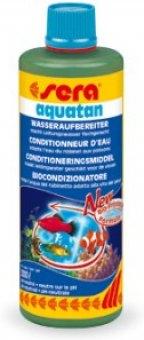 Přípravek na úpravu vody Aquatan Sera
