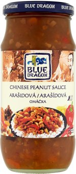 Arašídová omáčka Blue Dragon