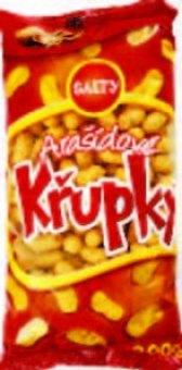 Křupky arašídové Salty