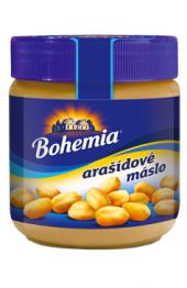 Arašídové máslo Bohemia