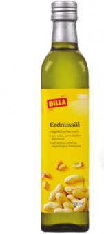 Arašídový olej Billa