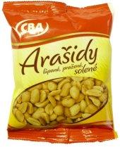 Pražené arašídy CBA