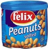 Pražené arašídy Felix