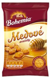 Arašídy medové Bohemia Chips