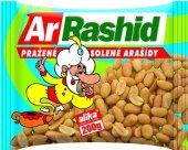 Pražené arašídy Ar Rashid