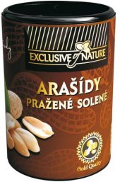 Pražené arašídy Exclusive of Nature