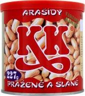 Pražené arašídy KK