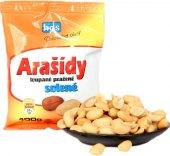Pražené arašídy Hos