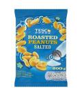 Pražené arašídy Tesco