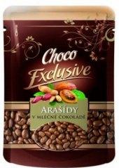 Arašídy v čokoládě Choco Exclusive Poex