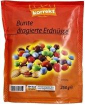 Arašídy v čokoládě Korrekt