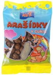 Arašídy v cukru AVE