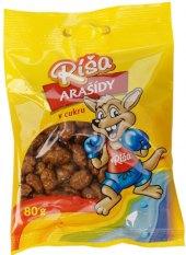 Arašídy v cukru Ríša