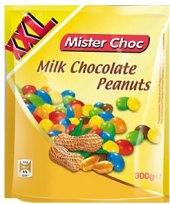 Arašídy v čokoládě Mister Choc