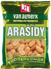 Pražené arašídy Van Almerk
