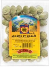 Arašídy ve wasabi IBK trade