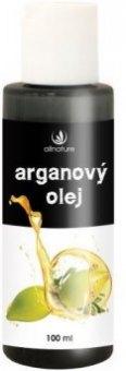 Arganový olej pleťový Allnature