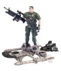Army figurky Plastica