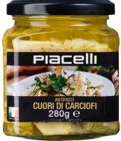 Artyčoky v oleji Piacelli