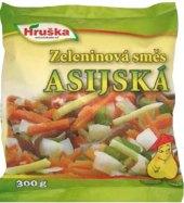 Zeleninová asijská směs mražená Hruška