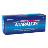 Tablety proti chřipce a bolesti Ataralgin