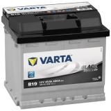 Autobaterie Black Dynamic Varta