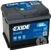 Autobaterie Excell Exide