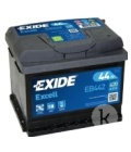 Autobaterie Exide Excell