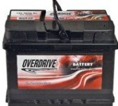 Autobaterie Overdrive