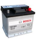 Autobaterie Bosch