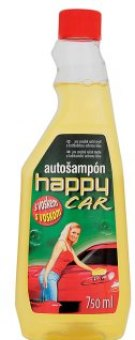 Autošampon Happy Car
