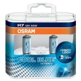 Autožárovky Osram Cool Blue Intense