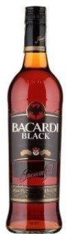 Rum Black Bacardi