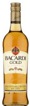 Rum Gold Bacardi
