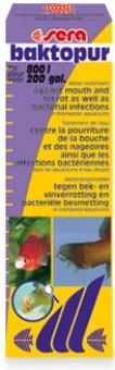 Prevence pro ryby bakteriální Baktopur Sera