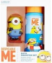 Balíček dětská pěna do koupele + hračka Corsair Toiletries