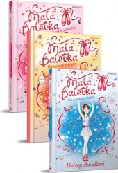 Balíček knih Malá baletka
