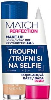 Balíček make up + podkladová báze Match Perfection Rimmel