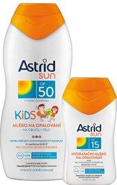 Balíček na opalování Astrid Sun Kids