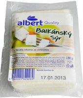 Balkánský sýr Albert Quality