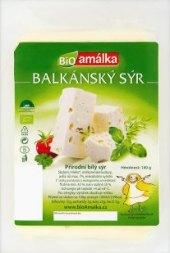Balkánský sýr Bio Amálka