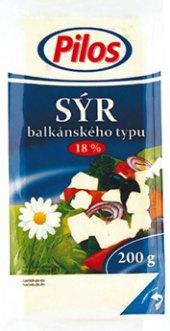 Balkánský sýr Pilos