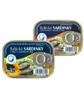 Sardinky baltické Big Fish