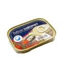 Sardinky baltické v tomatě Big Fish