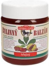 Balzám bylinný hřejivý Herbal Care