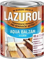 Balzám na dřevo Aqua Lazurol