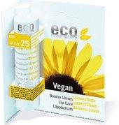 Balzám na rty OF 25 bio Eco Cosmetics