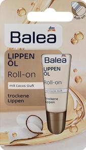 Balzám na rty olejový Balea