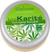Balzám pleťový bio Karité Saloos